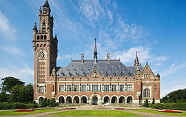 Vredespaleis - Peace Palace